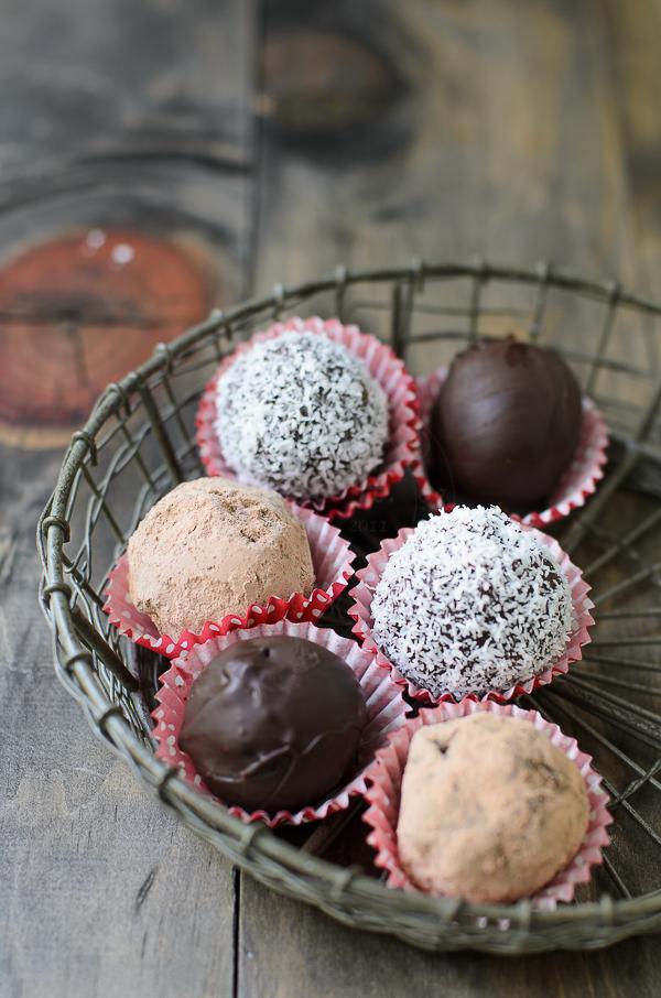 Dates truffles