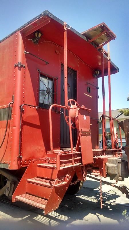 Vintage Style Train