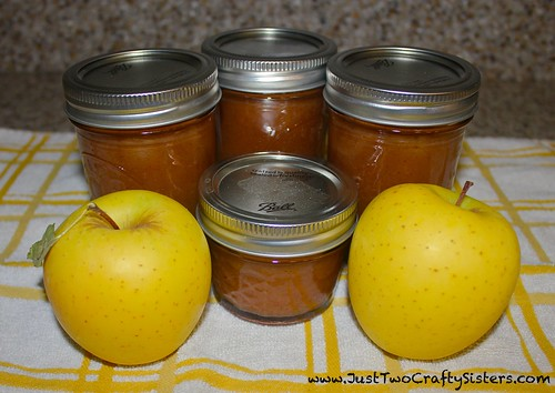 Fall apple butter recipe