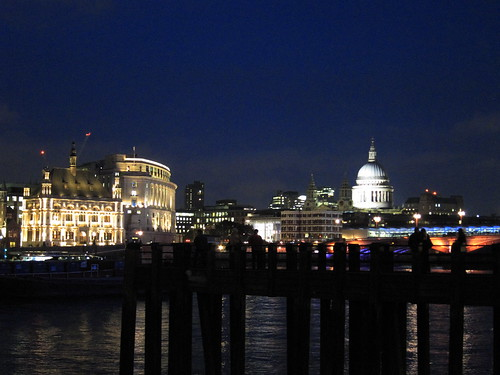 Night London