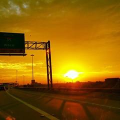 Good morning sunshine! #sunrise #morning #newday #sun #texas