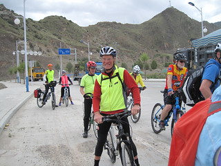Lhasa city ride