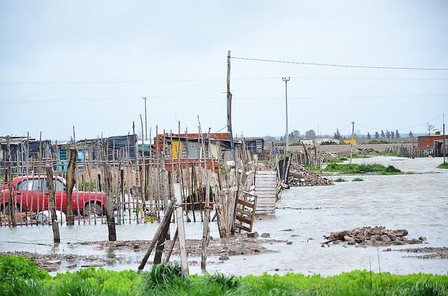 Viedma | Temporal de lluvia | Octubre 2014
