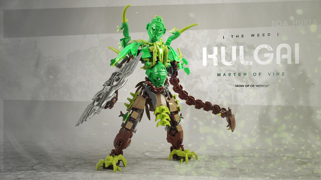 Kulgai - Master of Vine