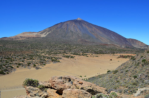 Mount Teide, La Fortaleza, Teide National Park, Tenerife