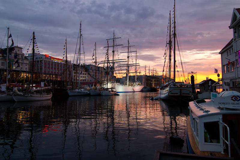 The Tall Ships Races, Bergen