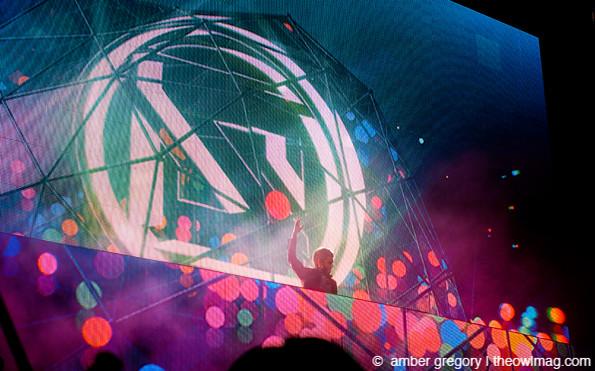 Zedd @ Treasure Island Music Festival 2014, Saturday