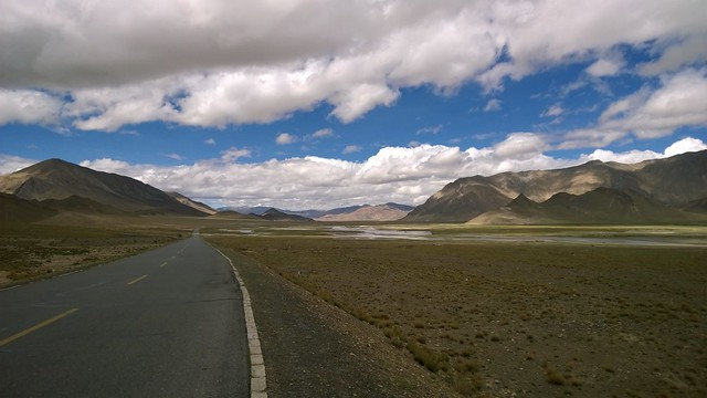 Big country in Tibet