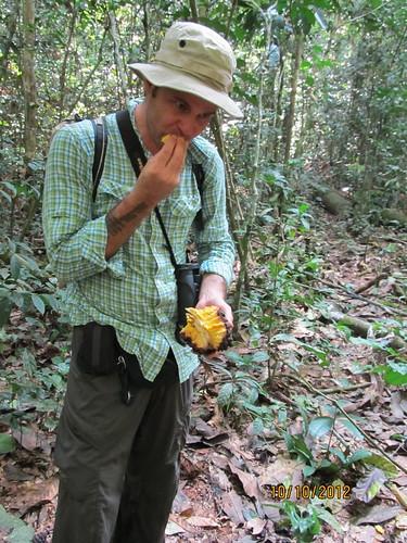 Roger Peet at Obenge