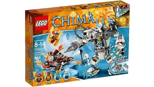 LEGO Legends of Chima 70223