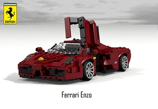 Ferrari Enzo Berlinetta