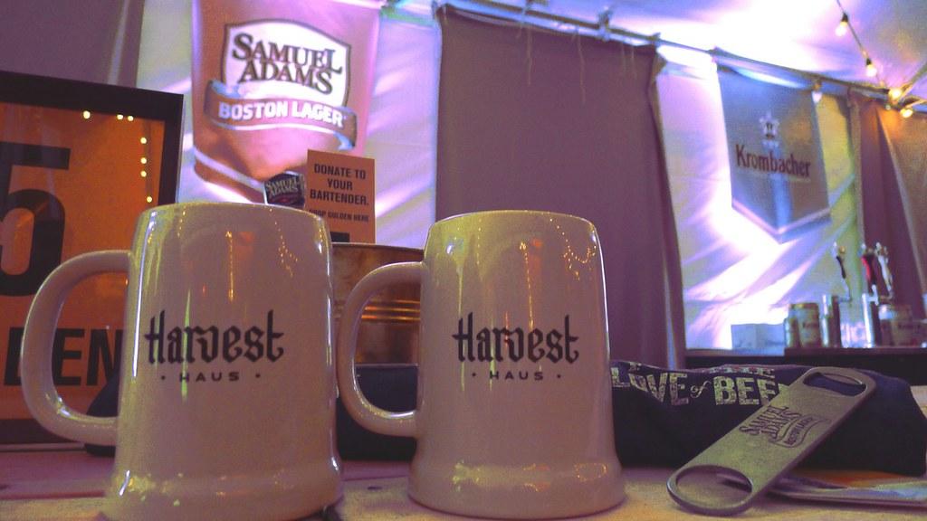 Harvest Haus Vancouver oktoberfest