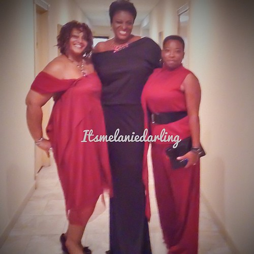 The Crimson Birthday Celebration was fabulous!  I was ecstatic watching my creations on the dance floor and the smiles on my friends face!  #itsmelaniedarling #customsewing #seamstress #sewist #sewingblogger #burgundy #birthdaycelebration