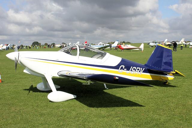 G-JSRV