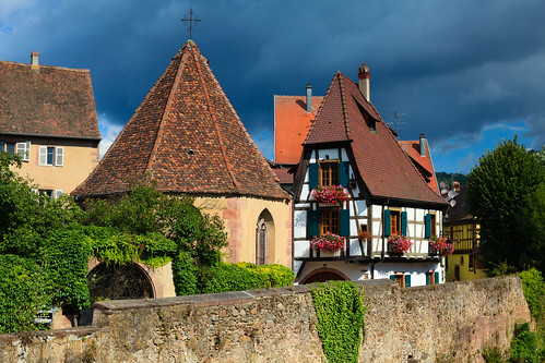france village stormy alsace forge timberframing kaysersberg
