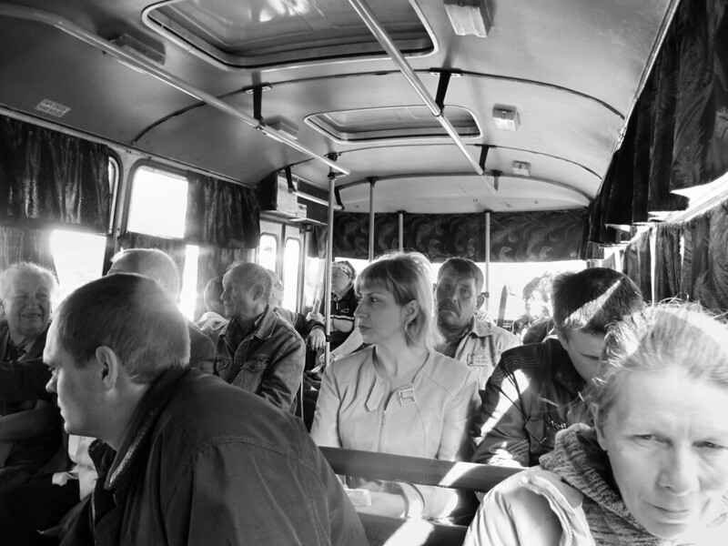 Bus to Tsurupinsk