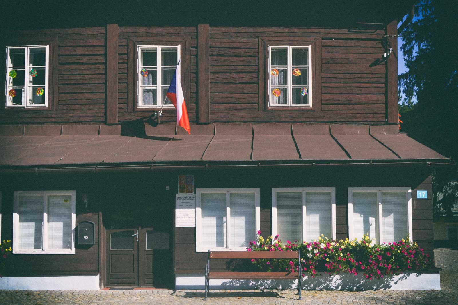 Karlova Studánka (Bad Karlsbrunn)