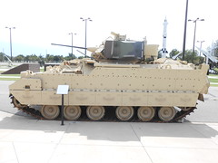 M7 Bradley Fire Support Team Vehicle