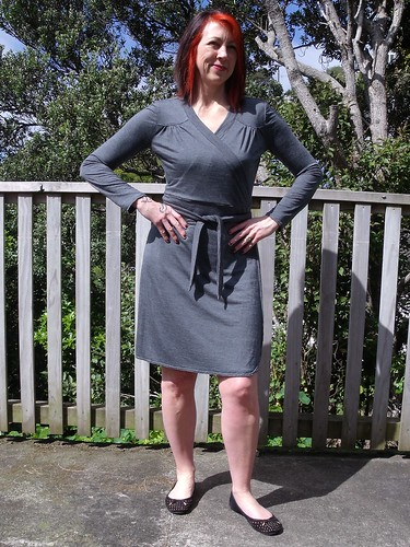 Gillian Wrap Dress