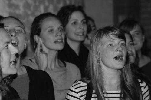 Subterrarium_ hat ein Foto gepostet:Eröffnungsfeier des Ateliers Lerchenfelder Straße 124-126, 25.10.2014
