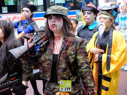 Kawasaki Halloween parade 2014 103