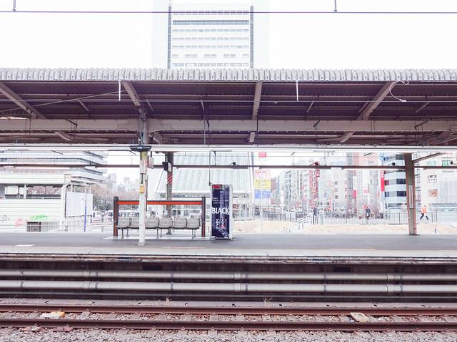Photo:Nakano Station By Dick Thomas Johnson