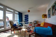 Balfron Tower / sitting room