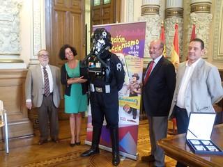 V Edición de Coleccionismo de Valladolid-Castilla y León. Rueda de Prensa