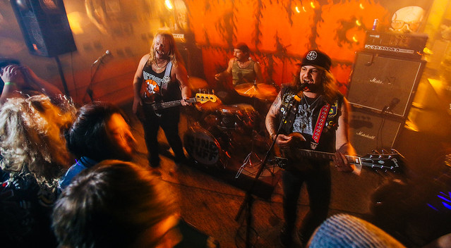 King Tuff live at The Barn Light in Eugene OR 10-26-14