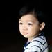 in Taiwan Taichung . 台灣台中后里張連昌薩克斯風紀念館  my son Rainy 23 month 阿鴻一歲11個月  DSC_5757