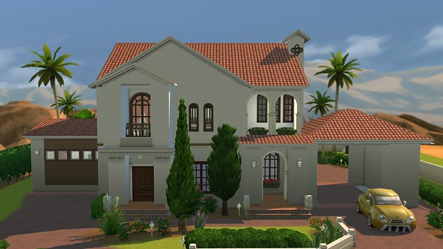 Michael's Mansion GTA V — The Sims Forums