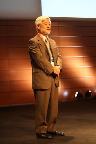 Hiroshi Kawamura, président du Daisy Consortium - IFLA WLIC 2014
