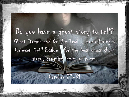 Ghost Story Contest