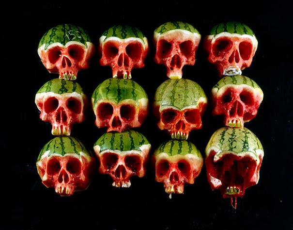 Những món ăn vặt Halloween tởm lợm nhưng độc đáo