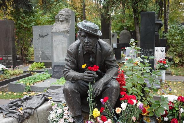 166 - Cementerio Novodevichy
