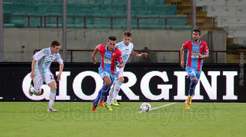 """Catania, Calello: """"Ogni partita è una lotta,ma noi lavoriamo per vincere""""$"""