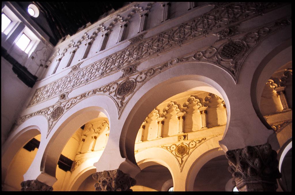 Santa María la Blanca - Antigua sinagoga
