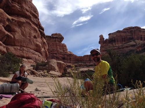 Five Days in Utah's Grand Gulch by mikey and wendy