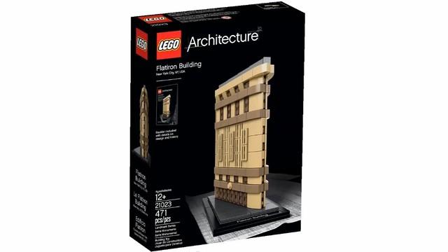 LEGO Architecture 21023
