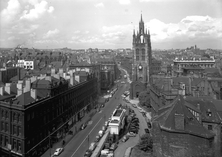 St Nicholas Cathedral, 1956