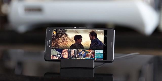 Dock sạc DK48 cho Sony Xperia Z3/Z3 compact loại zin