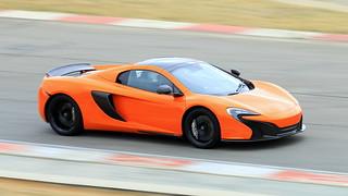 McLaren Day