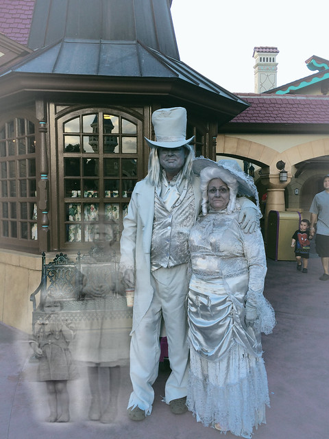 Ghosts at MNSSHP