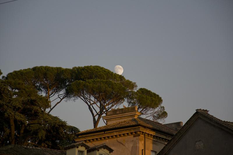 Roman moon