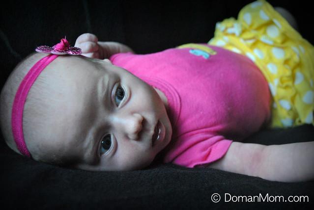 2 Weeks Old: Newborn Early Learning Program