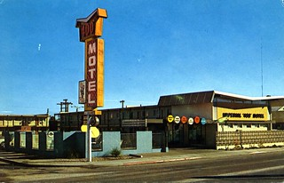 Imperial 400 Motel Tucson AZ