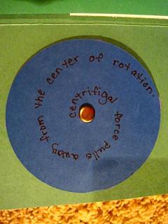 Centrifugal Force Wheel