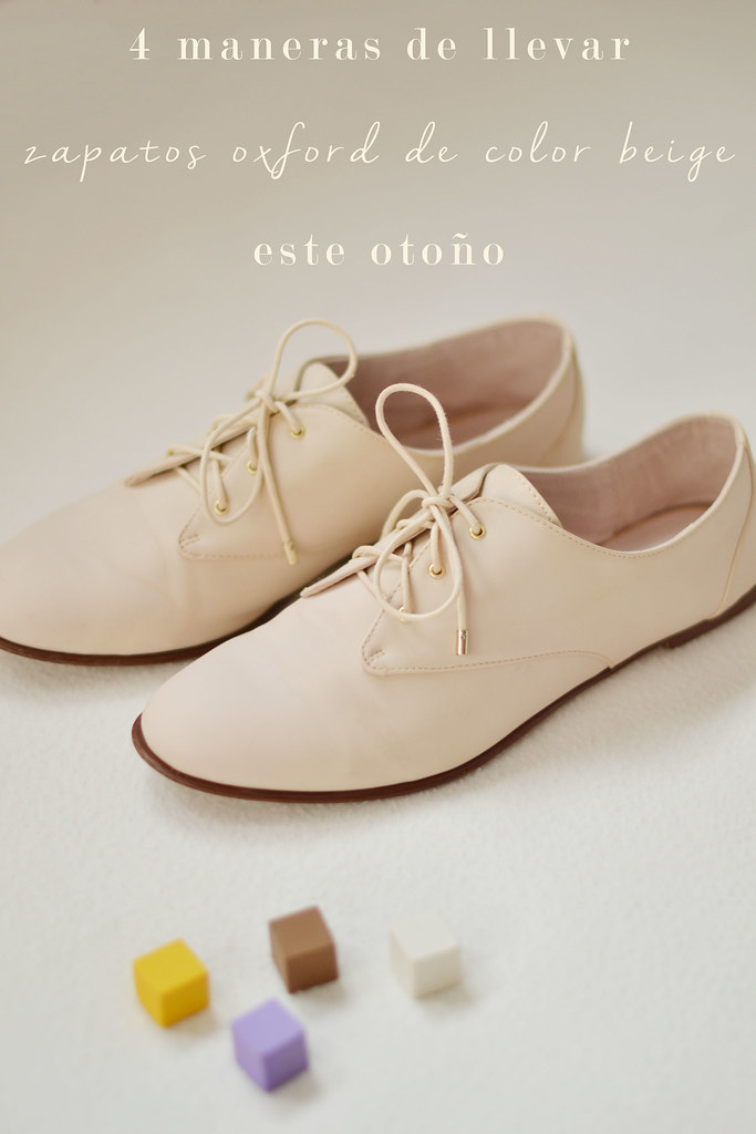 1aebcba1fdf78 zapatos oxford mujer beis