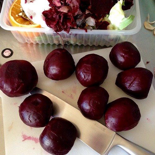 Beetroot.  Homegrown.  Grow your own.  Vegetable. Food.  Pickling beetroot.  Pickled beetroot.
