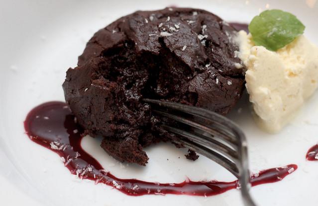 superheftige chocoladecakejes